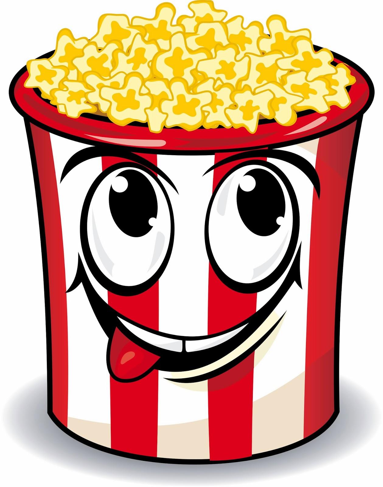 1259x1600 Clipart Of Popcorn