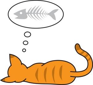 300x273 Tail Clipart Sleepy Cat