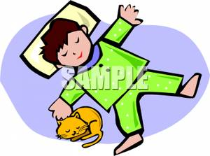 300x223 Sleeping Child Clip Art, Free Sleeping Child Clip Art