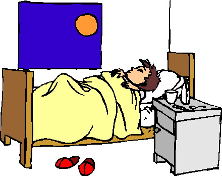 440x348 Bed Clipart Someone