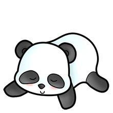 220x220 Red Panda Clip Art