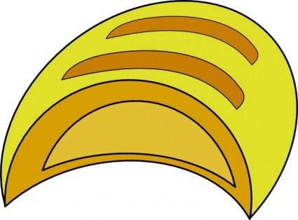 425x314 Slice Of Bread Clip Art Download