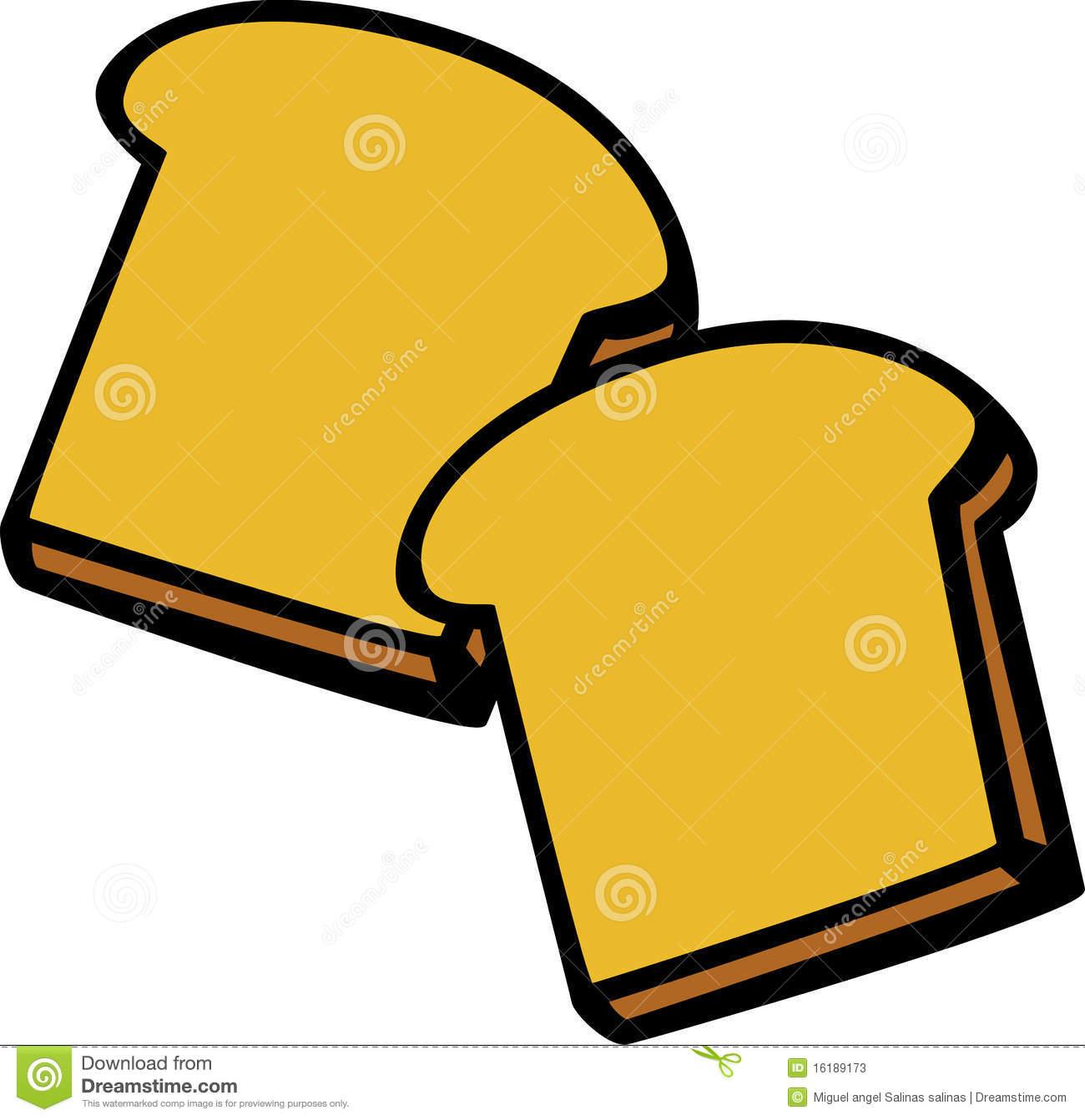 1300x1342 Toast Clipart