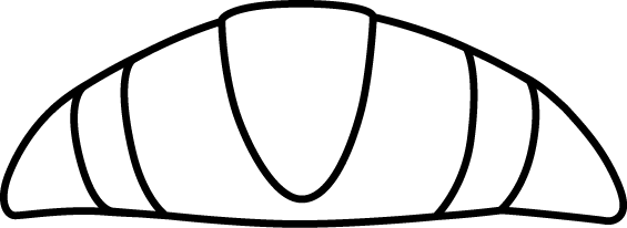 565x206 Bread Clip Art