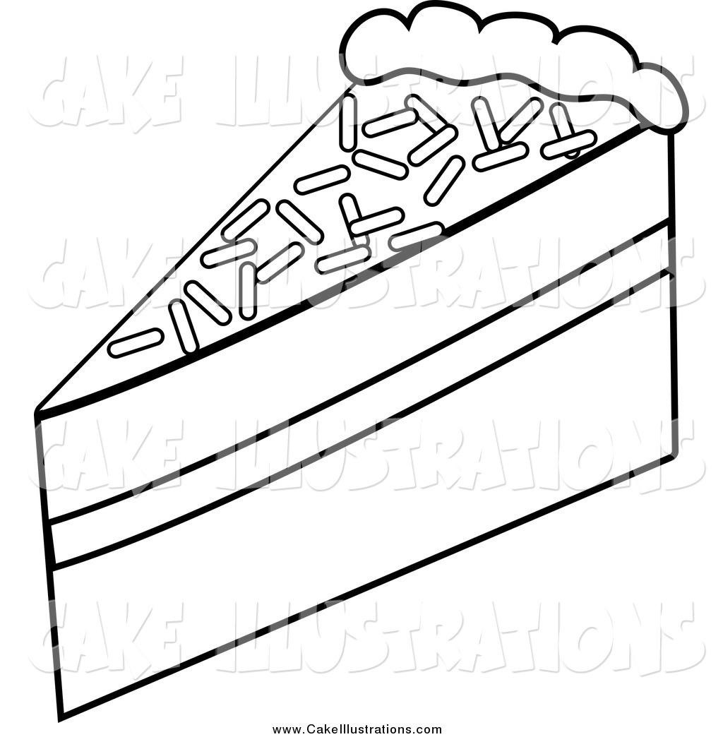 1024x1044 Chocolate Cake Clipart Black And White