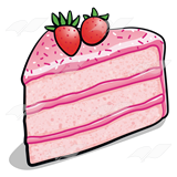 160x160 Slice Of Cake Clipart Many Interesting Cliparts