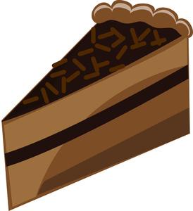 274x300 Slice Cake Art Clipart