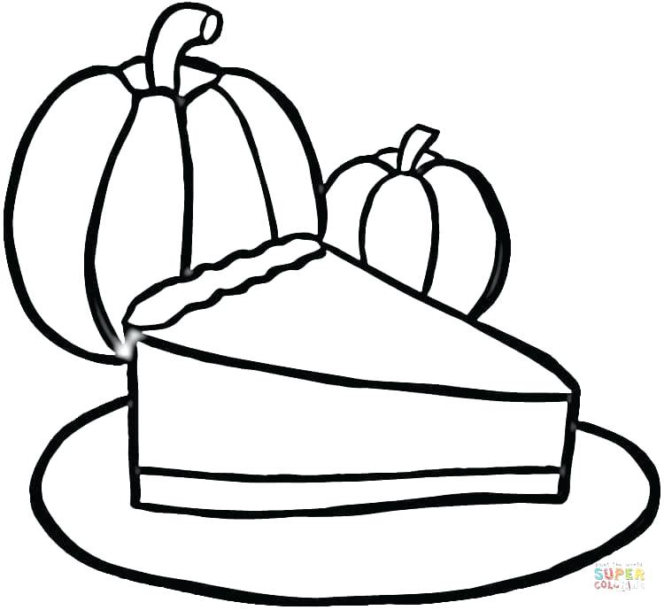 750x689 Pie Coloring Page Just Baked Apple Pie Coloring Pages Blueberry