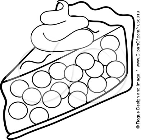 454x450 Royalty Free (Rf) Piece Of Pie Clipart, Illustrations, Vector