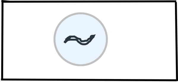 600x279 Worm On A Slide Clip Art