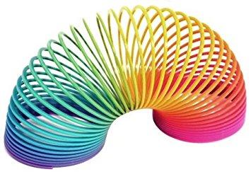 Slinky Clipart