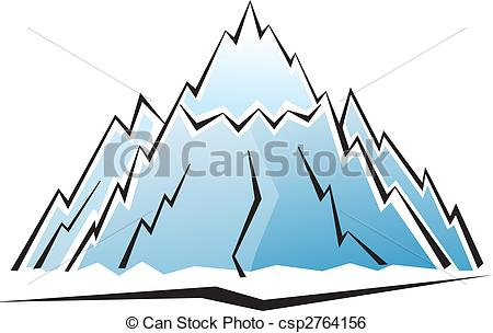 450x304 Clip Art Mountain Slope Cliparts