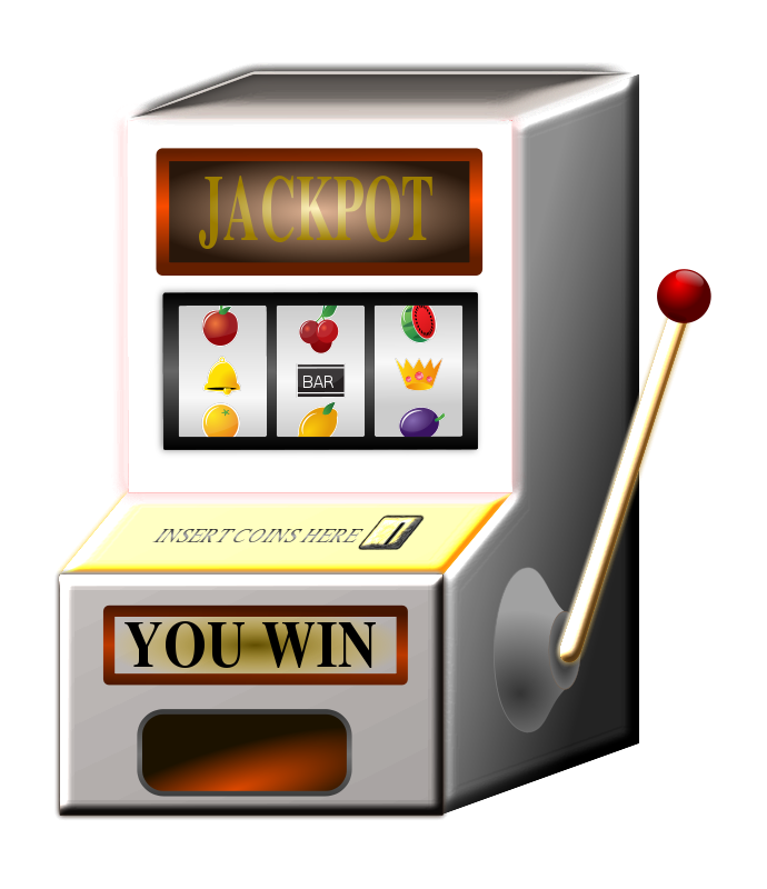Slot Machines Clipart
