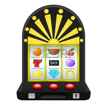 450x450 Casino Slot Machine. Using Slot Fruit Jackpot Machine Vector