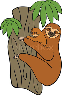 Sloth Clipart | Free download best Sloth Clipart on ...