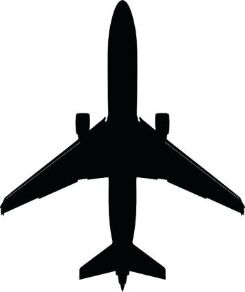 356x425 Airplane Clipart Royalty Free Airplane Illustration By Vector