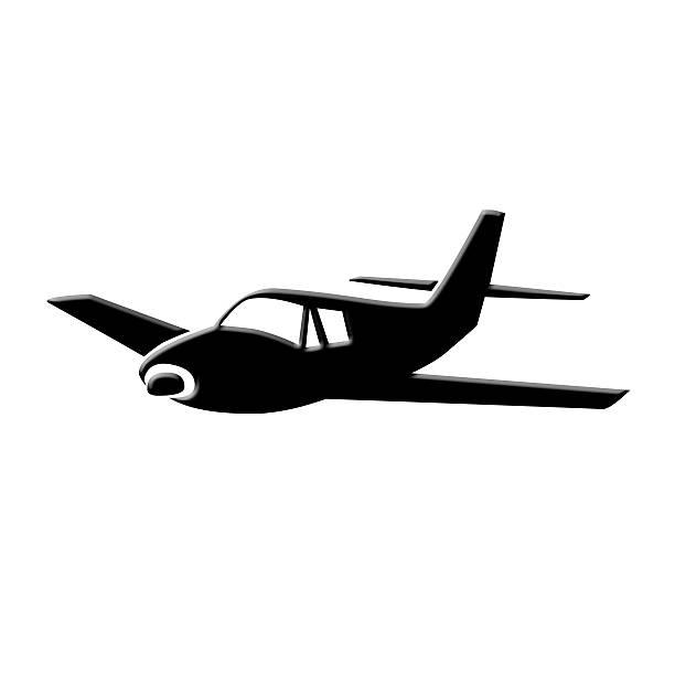 612x612 Flight Clipart Small Plane