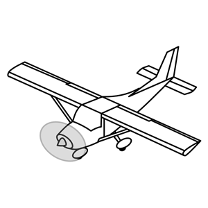 300x300 Single Engine Airplane Clipart, Cliparts Of Single Engine Airplane