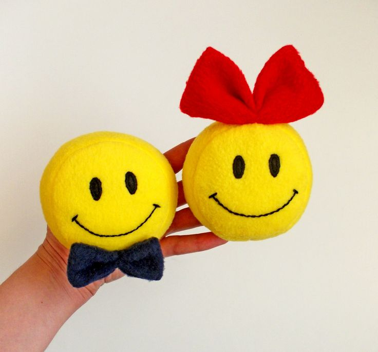 Small Smiley Faces