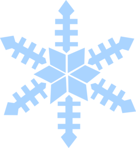 Small Snowflake Clipart