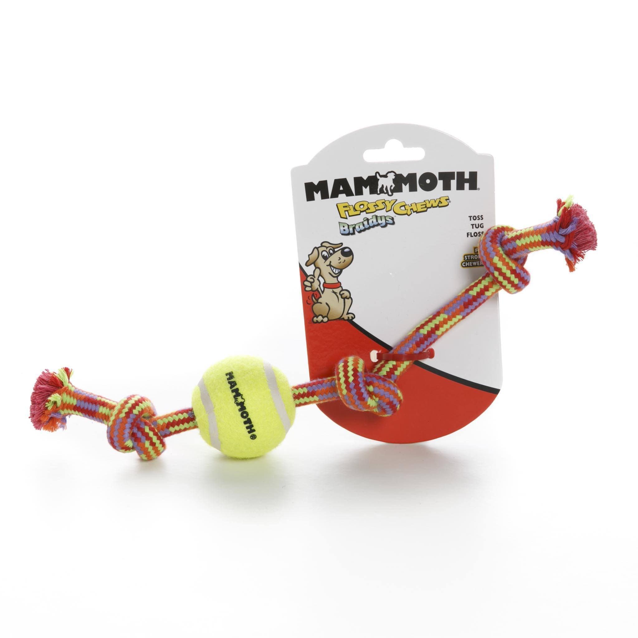 2048x2048 Mammoth Rope Toy