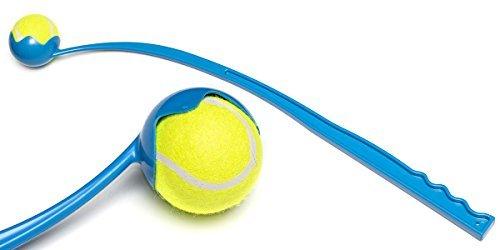 500x250 Oxgord Dog Tennis Ball Launcher Toy Thrower 27 Inch Stick
