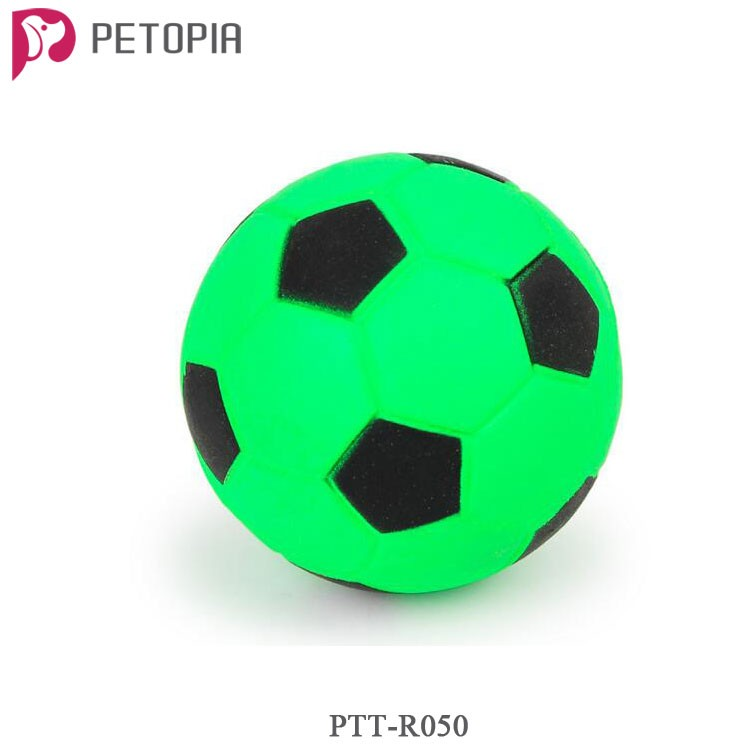 750x750 Solid Rubber Bouncing Bouncy Ball Pet Toys Small Football