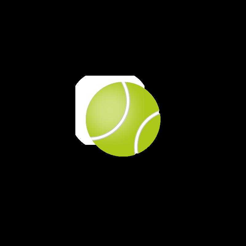 800x800 Tennis Ball Clipart Small Ball