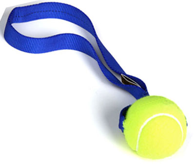 400x336 Tennis Ball Dog Tug Toys For Small Amp Large Dogs Made In America