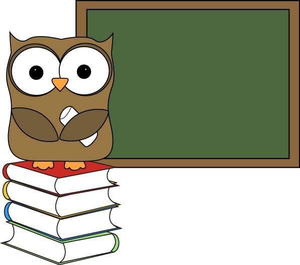 Smart Owl Clipart