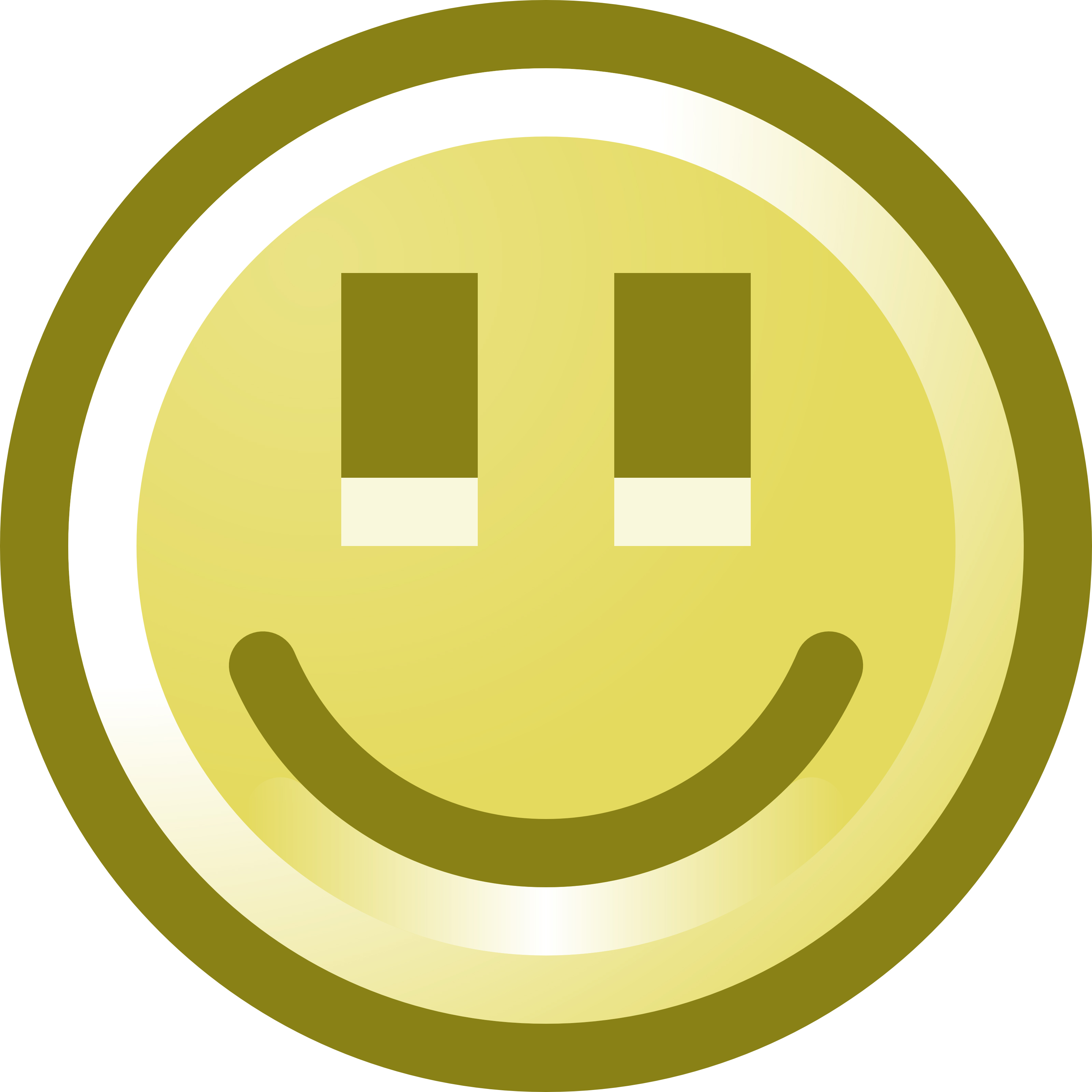 3200x3200 Smile Clipart
