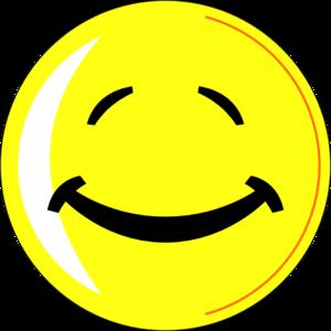 300x300 Smile clip art
