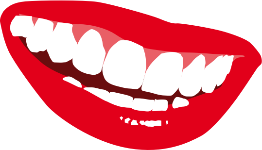 539x309 Smile Clipart Dental Smile