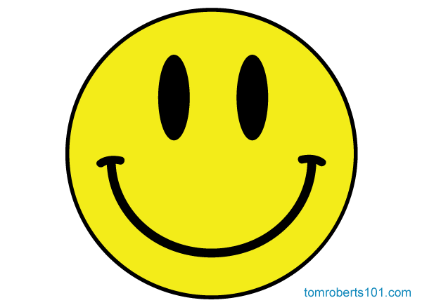 600x435 Acid Smiley Face Vector Free 123freevectors
