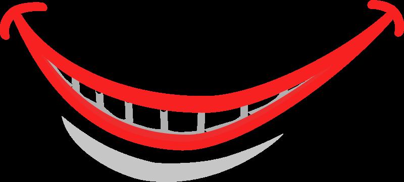 800x361 Free Clipart Smile Pedu