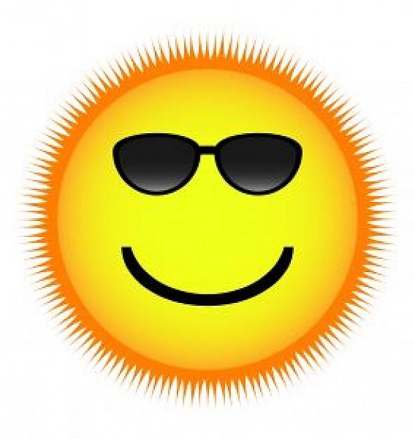 592x626 Smile Mr. Sun Photo Free Download