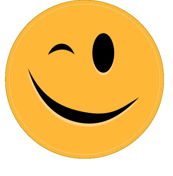 588x598 Smile1 Clip Art