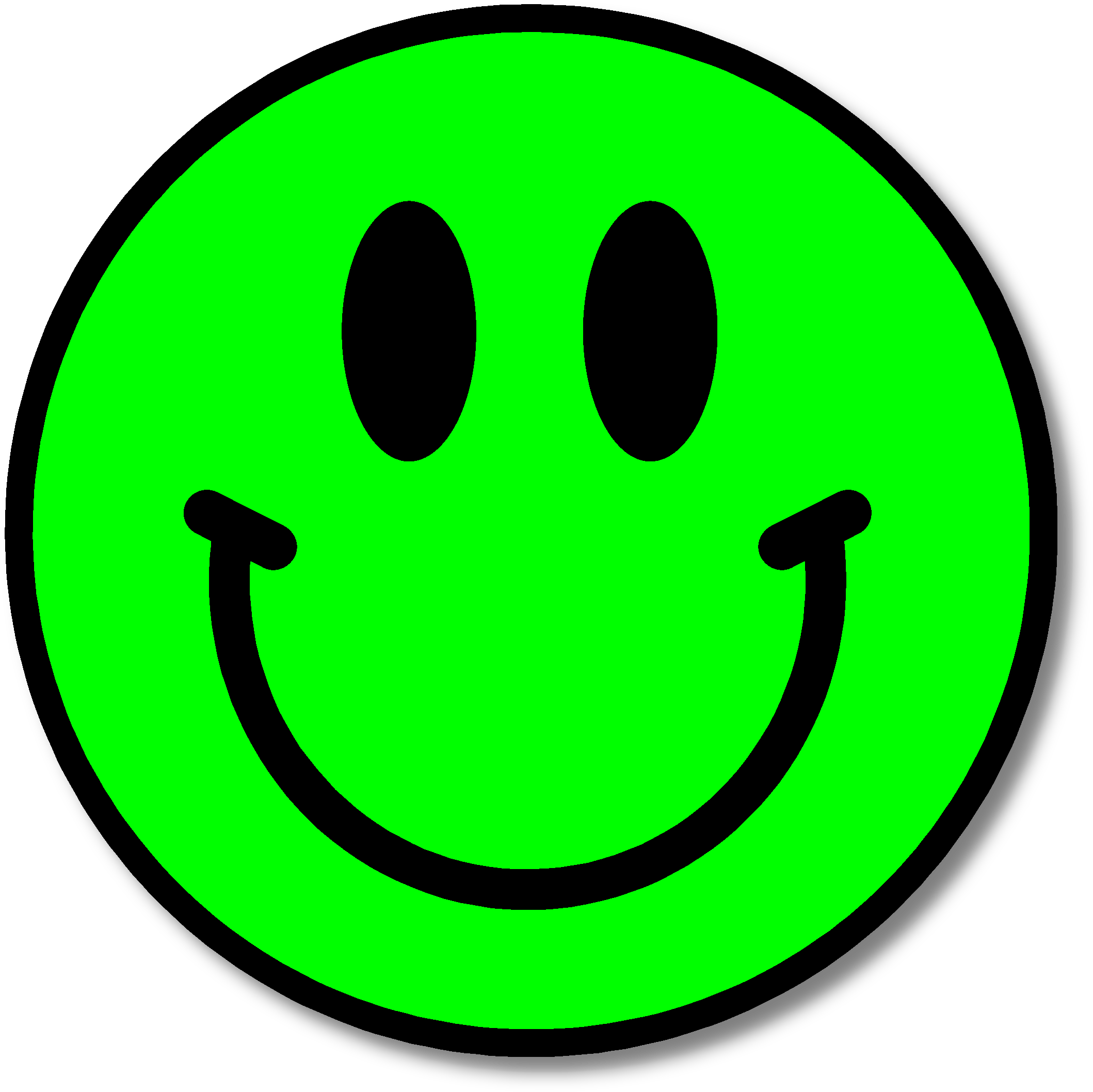2118x2116 Smiling Face Cliparts
