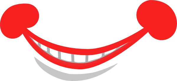 600x277 Lips Clipart Smiley