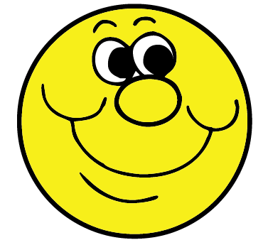 377x345 Clipart Smiles