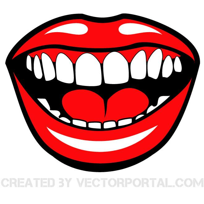 660x660 Smiling Mouth Vector Clip Art. Clipart Panda