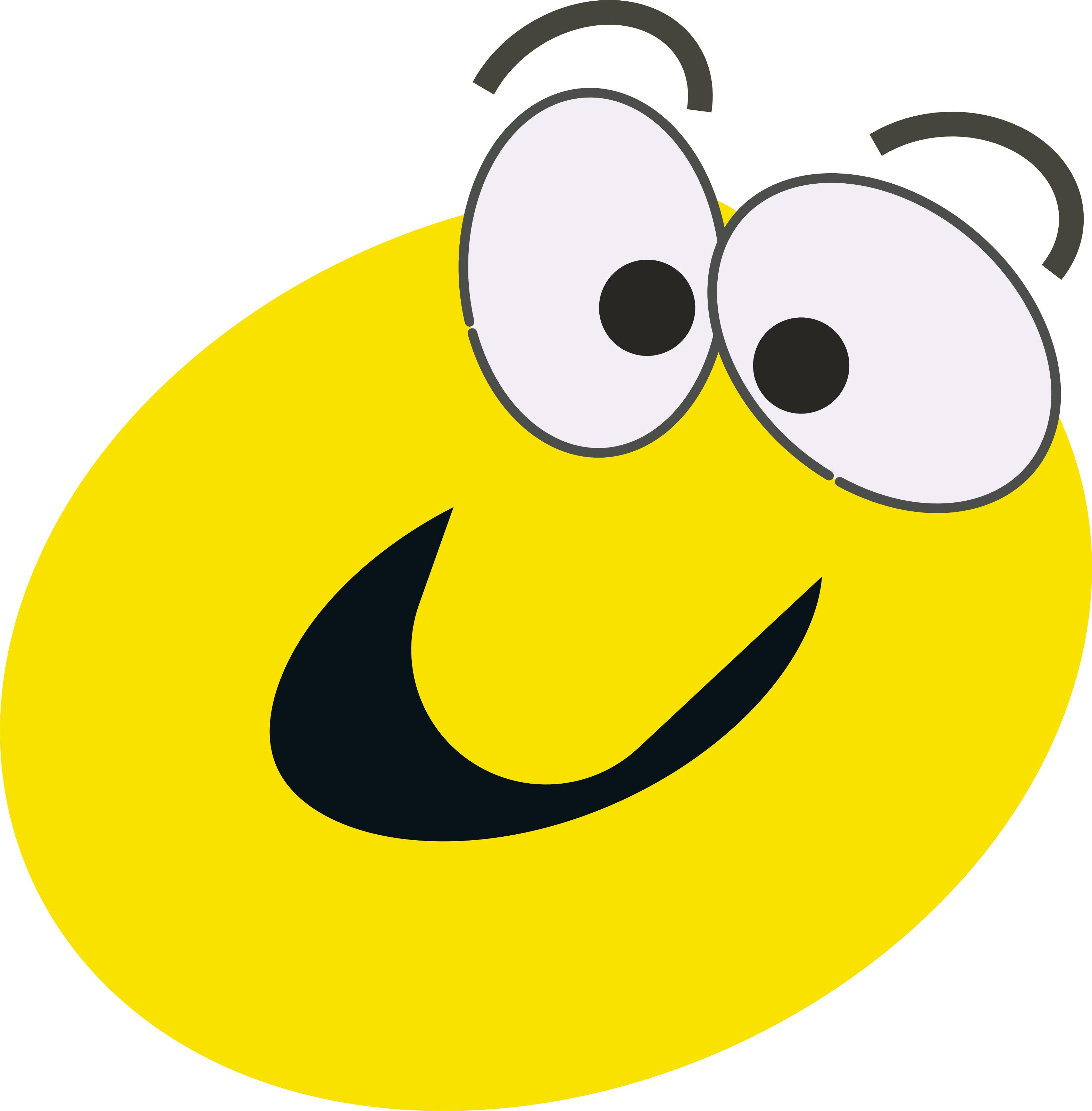 3145x3200 Top Happy Face Smiles Clip Art Library