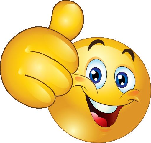 512x486 Free Smiley Clip Art