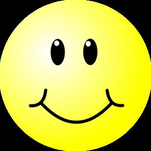 300x300 Smiley Face Clip Art