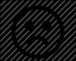 256x205 Emoticon, Emotion, Face, Happy, Sad, Shocked, Smiley Icon Icon