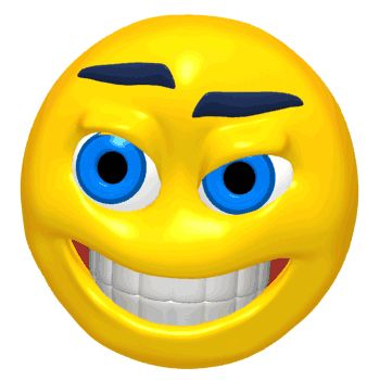 Smiley Face Animations