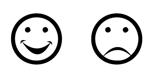536x285 Smiley Face Black And White Packages Smileys In Latex Tex Stack