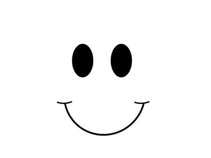 736x552 Smiley Face Black And White Smiley Clipart 4