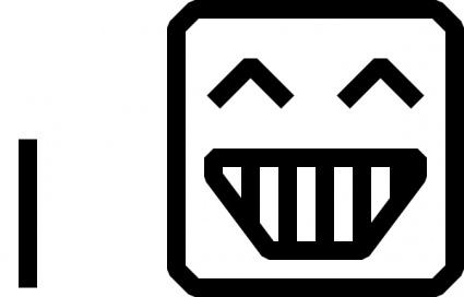 425x272 Smiley Face Icon Clip Art Vector, Free Vector Graphics