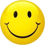 180x180 Happy Face Cartoon Clip Art Clipart